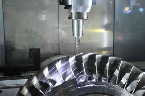 CNC-Blechverarbeitung